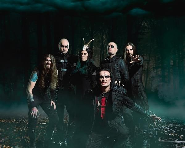 Cradle of Filth, Wednesday 13, Raven Black