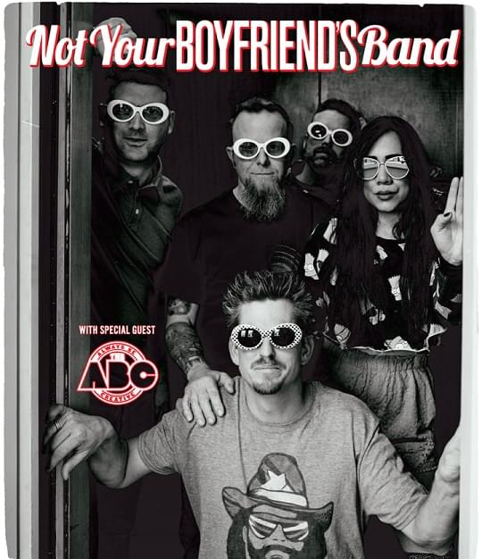 Not Your Boyfriend's Band, The Always Be Creative Band