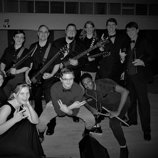 Senior High Modern Band: The Bronc Project