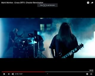 New Video From Mark Morton