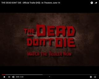 "Star-Studded Zombie Movie ""The Dead Don't Die"" Gets Trailer"