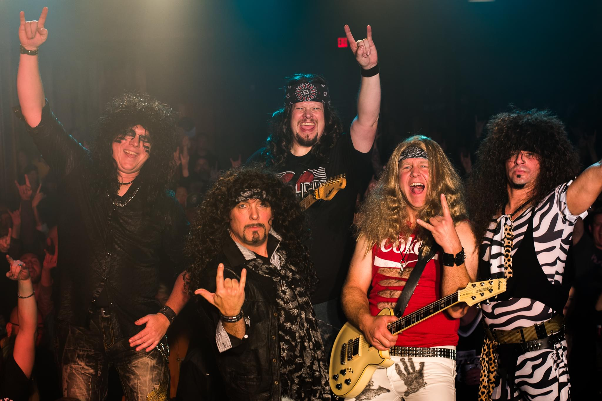 Monsters of Rock Tribute featuring Kicking Karma
