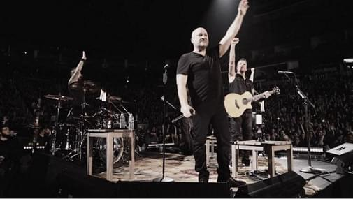 "Disturbed Shares ""A Reason To Fight"" Live Video With An Important Message"