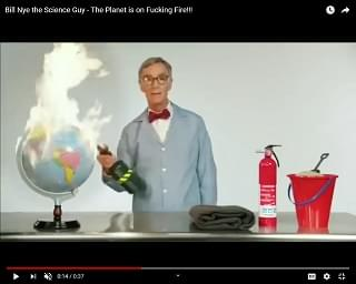 Viral Video: Bill Nye Has A New Video…And He Swears In It