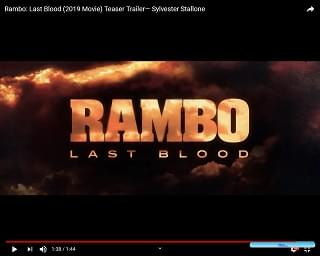 """Rambo: Last Blood"" Gets A Trailer"