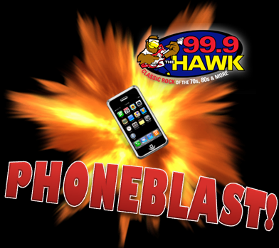 Morning Show – Phone Blast! – 9/18/18