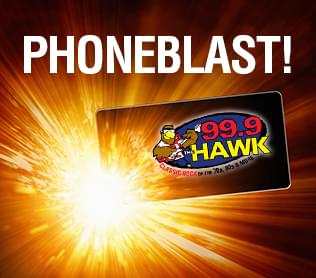 Morning Show – Phoneblast! – 6/8/18