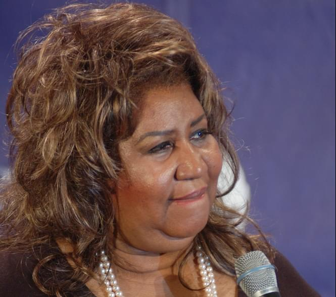 The 2007 Rock and Roll Hall of Fame Inductee Presentation with Aretha Franklin