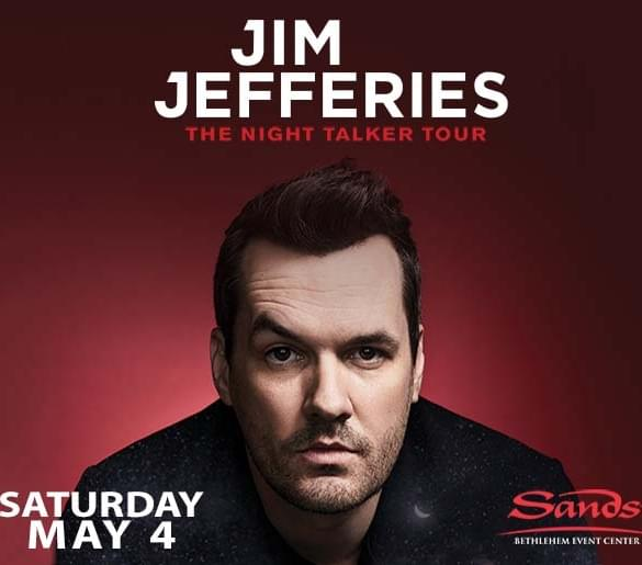 Jim Jefferies!