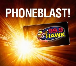Morning Show – Phone Blast! – 2/15/19