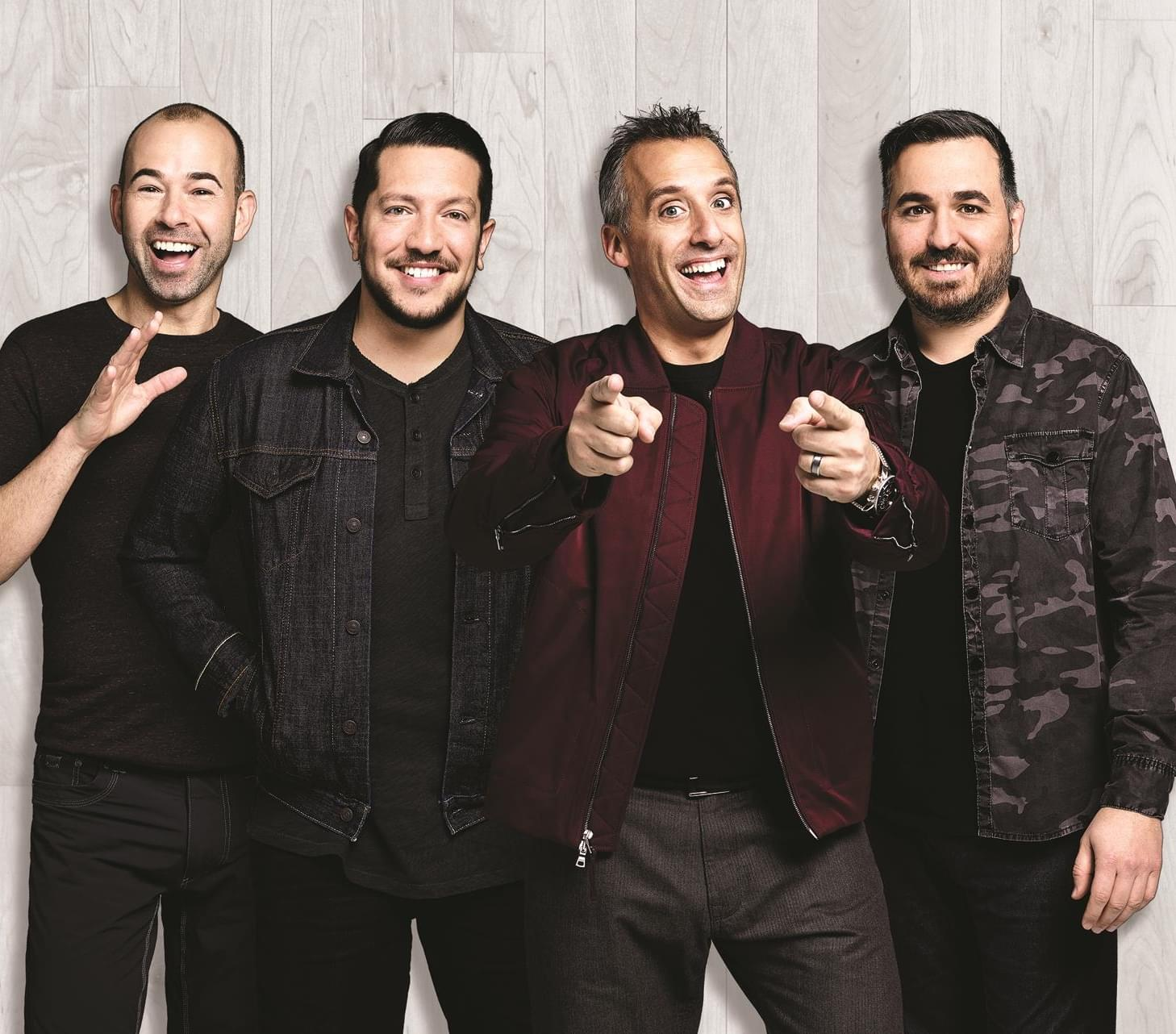 The Impractical Jokers!
