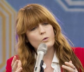 "Florence + the Machine in Concert on ABC's ""Good Morning America"" Summer Concert Series - June 5, 2015"