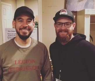 WATCH Riley Reed's Interview With Mike Shinoda