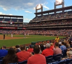 Phillies falter, but don't lose ground in the standings