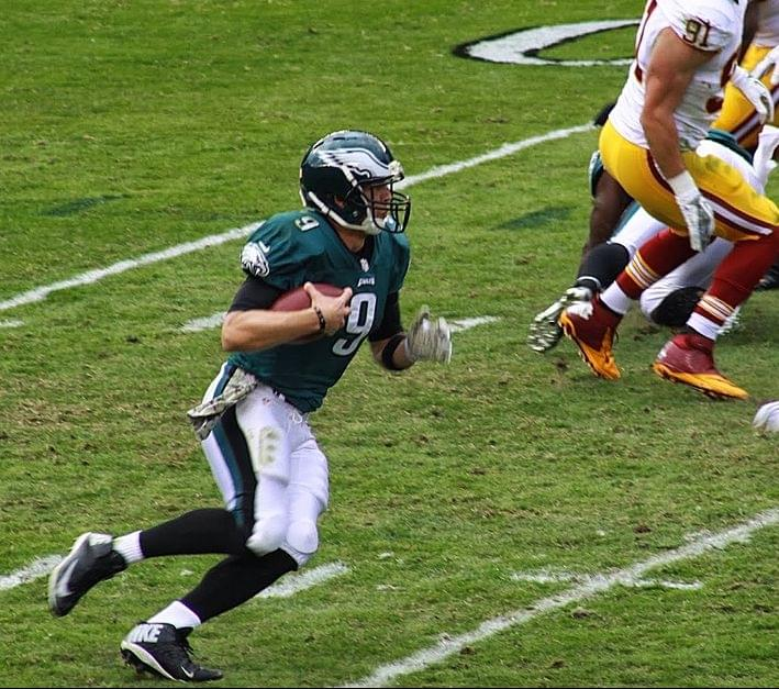 I hope the Nick Foles led Eagles lose on Sunday