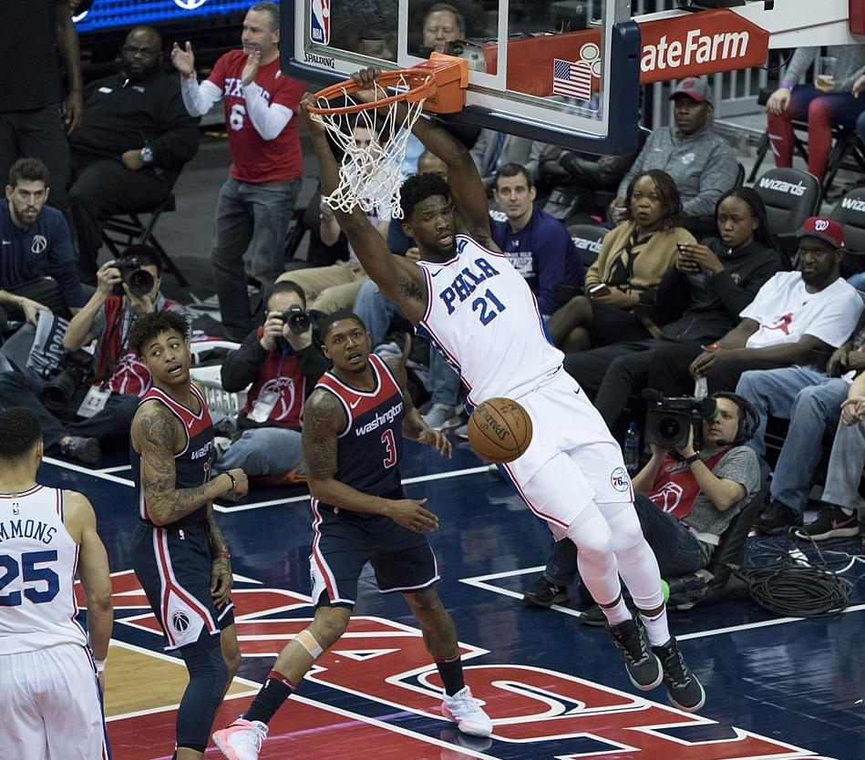 Embiid Knee Scare Is Why Window to Win Is Now