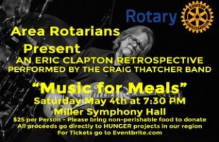 music for meals