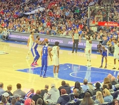 Sixers Respond to Fans with Game Two Win