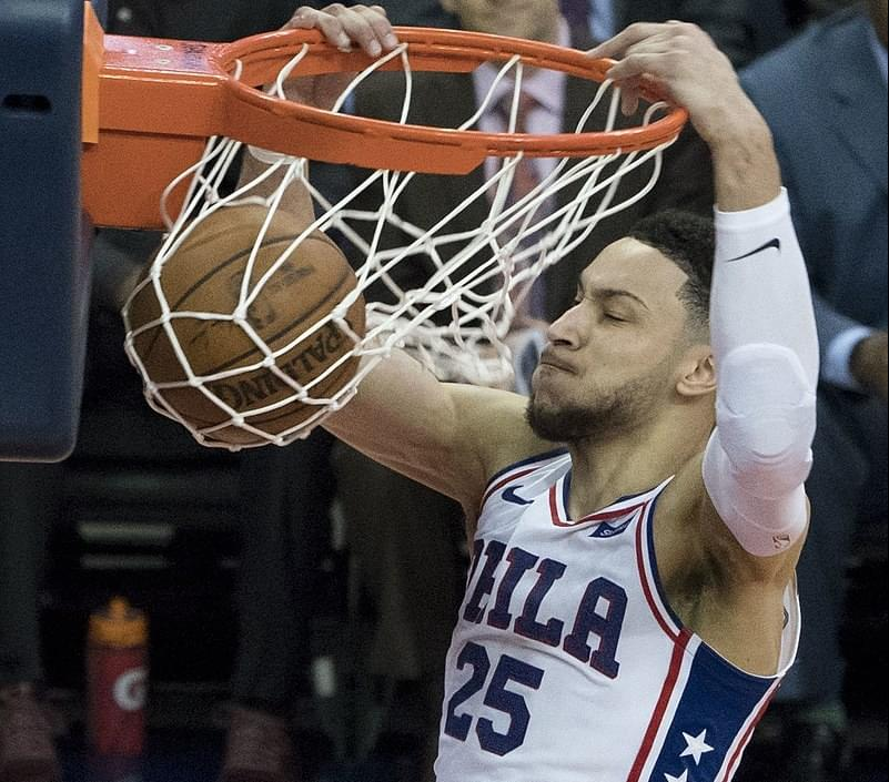 Sixers look to close out Nets