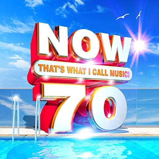 Win a copy of Now That's What I Call Music Volume 70