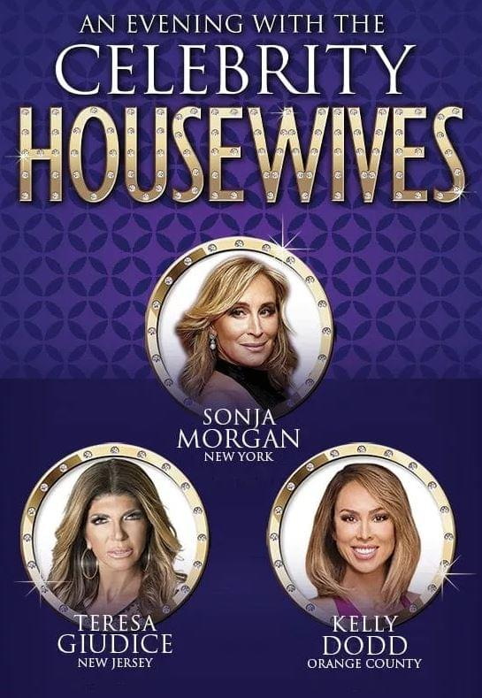 Win tickets to An Evening with the Celebrity Housewives