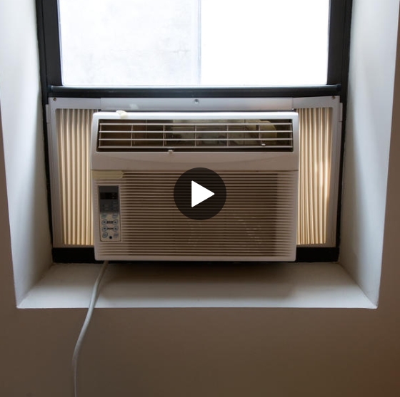 WEBE Morning Hack: Window Air Conditioner As An Air Freshener?
