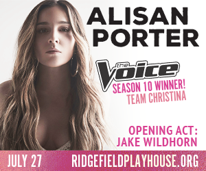 Win tickets to Alisan Porter