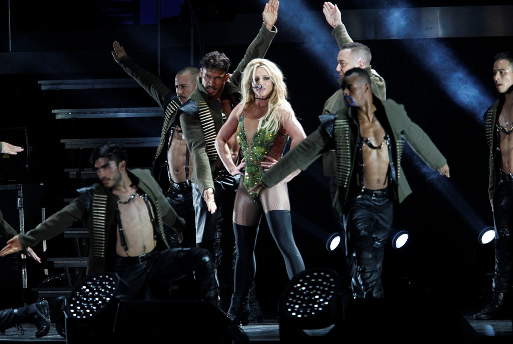 Britney's New Album Delayed