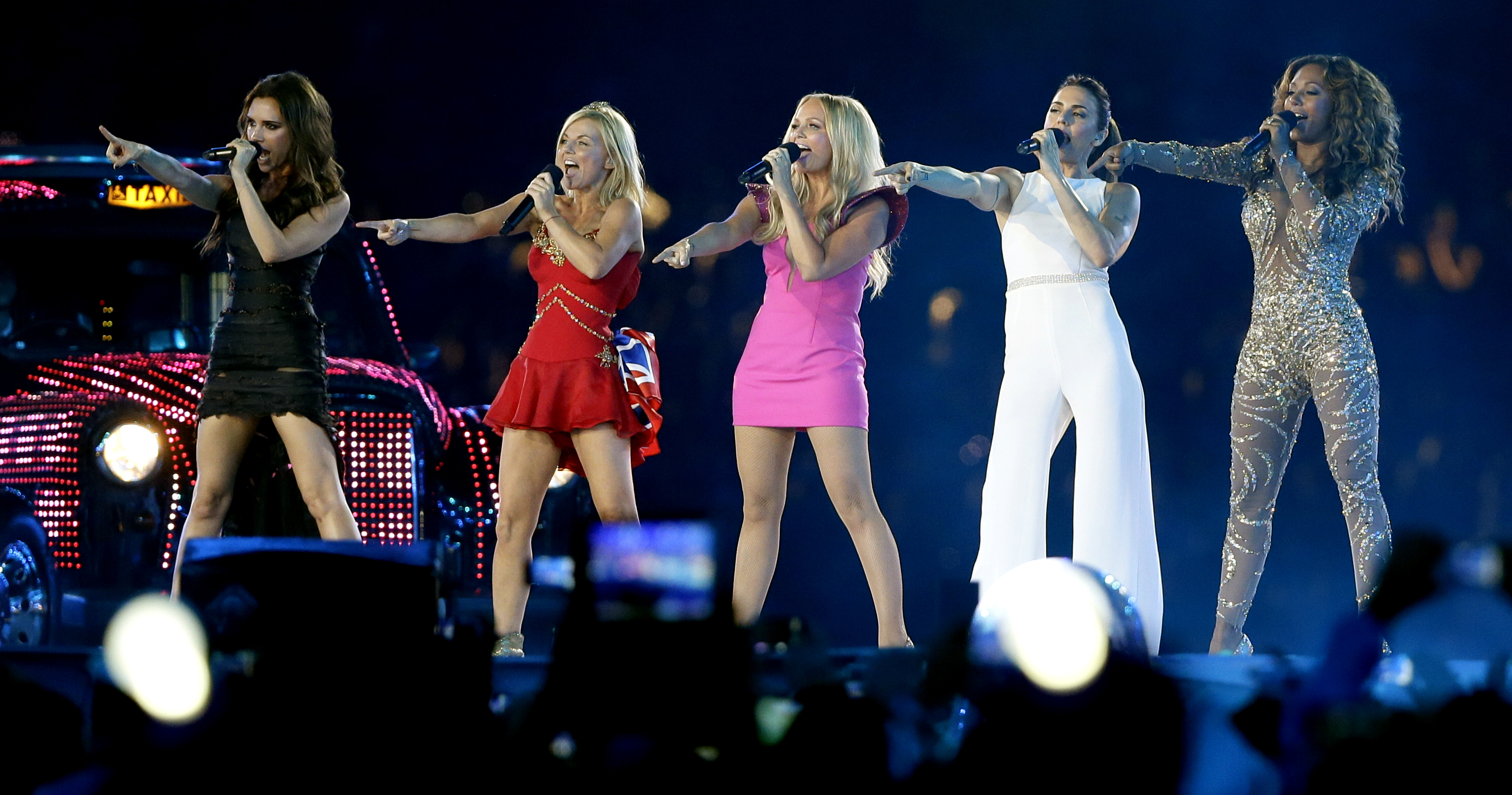 Spice Girls Confirm Reunion!