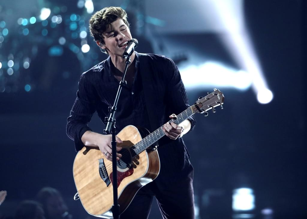 WATCH: Shawn Mendes Slips on Stage!