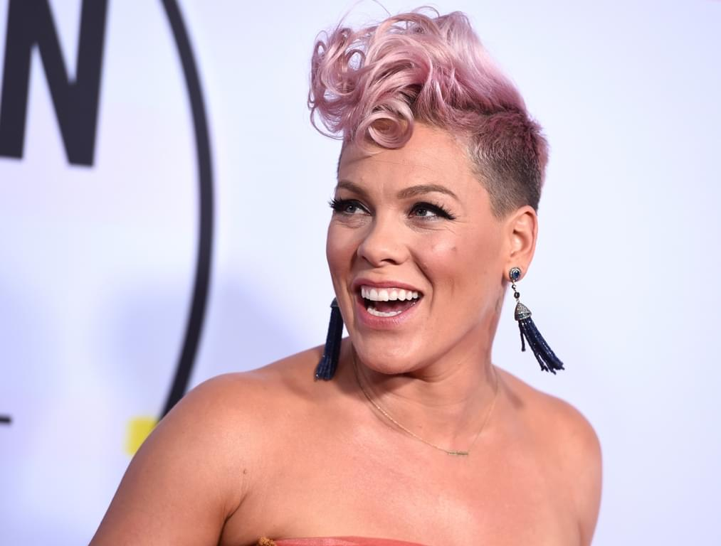 Pink Rushed to the Hospital
