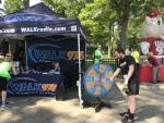WALK 97.5 at Town of Brookhaven 5k