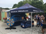 WALK 97.5 at Splish Splash