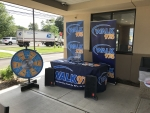 WALK 97.5 at Dairy Queen