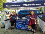 WALK 97.5 at Suffolk AME