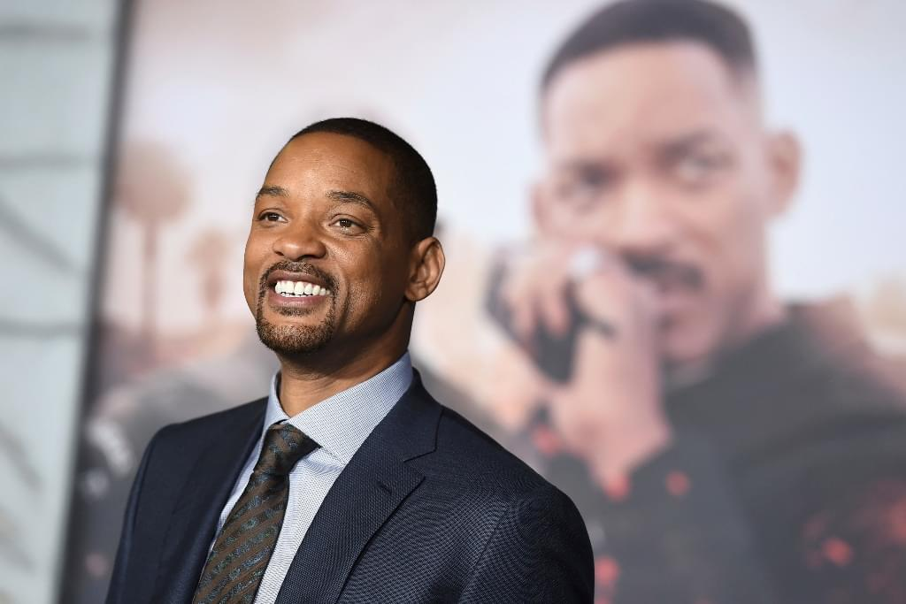 WATCH: Will Smith's EPIC Birthday Jump!