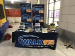 WALK 97.5 at Safe-T-Swim