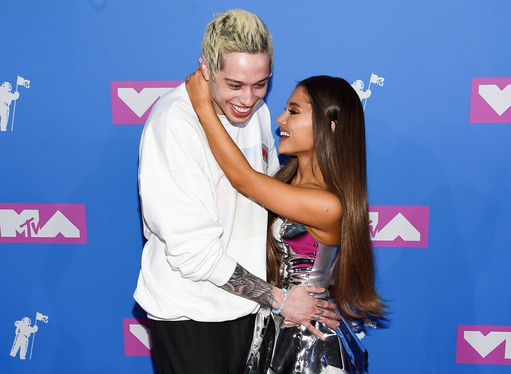 Ariana's Ex Spotted with WHO?