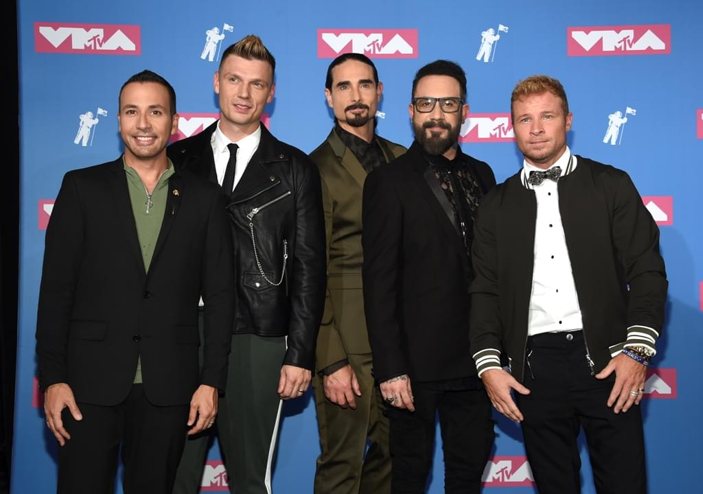 Backstreet Boys Agree Their Worst Song Is…