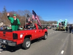 Walk 97.5 @ The Rocky Point/Miller Place Parade
