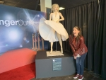 """Christina Kay @ The Tanger Outlets """"Golden Age of Hollywood"""" Costume Exhibit"""