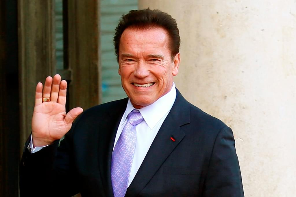 WATCH: Arnold Gets Drop-Kicked