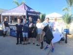 Walk 97.5 & Seagram's Escapes' Beach Clean-up