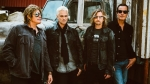 Dean DeLeo and Jeff Gutt of Stone Temple Pilots talk to Orlando