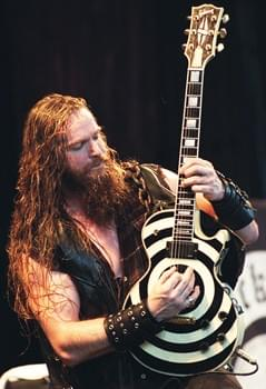 Zakk Wylde Speaks To Rob Rush