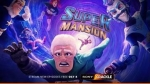 Sony Crackle's SuperMansion at New York Comic-Con 2018!
