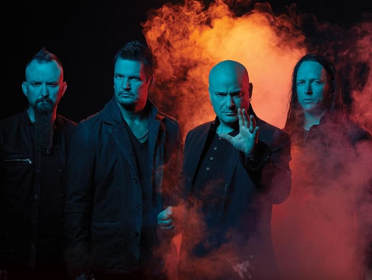 Disturbed and Three Days Grace @ Madison Square Garden!