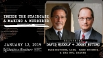 "Talking With David Rudolf & Jerry Buting About their Interactive Q&A ""Inside the Staircase & Making A Murderer"""