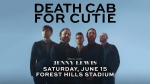 DEATH CAB FOR CUTIE WITH JENNY LEWIS @ Forest Hills Stadium 6/11