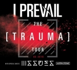 I PREVAIL – THE TRAUMA TOUR WITH SPECIAL GUEST: ISSUES & JUSTIN STONE @ The Paramount 7/23!